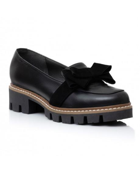 Pantofi piele naturala Darla V31 - sau Orice Culoare