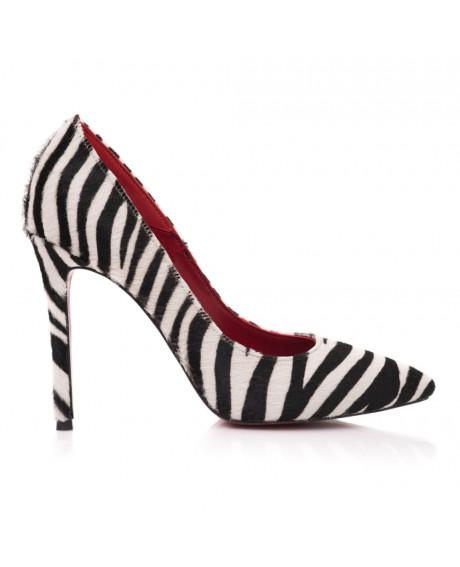Pantofi piele naturala Zora L55 - sau Orice Culoare