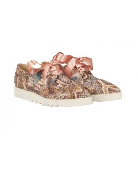 Pantofi piele Oxford Linda N80 - sau Orice Culoare