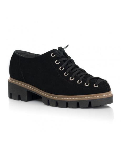 Pantofi piele Oxford Mady Negri V07 - sau Orice Culoare