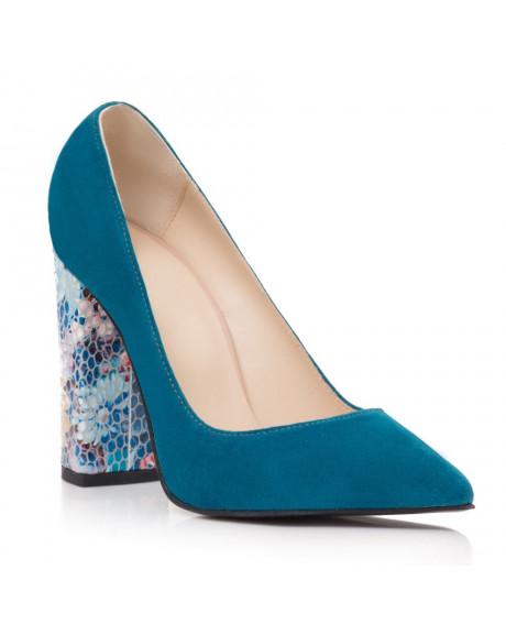 Pantofi piele Stiletto Insomnia S102 - sau Orice Culoare