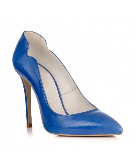 Pantofi Stiletto Blue Chic piele naturala L 2AF