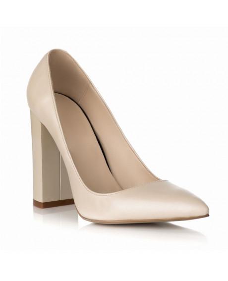Pantofi Stiletto Erika din piele naturala S30