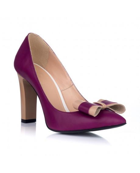 Pantofi Stiletto GLAM cu funda S2