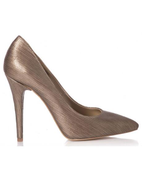 Pantofi Iris din piele naturala L77