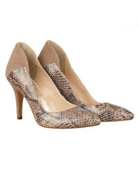 Pantofi eleganti Stiletto Patricia N1 - sau Orice Culoare