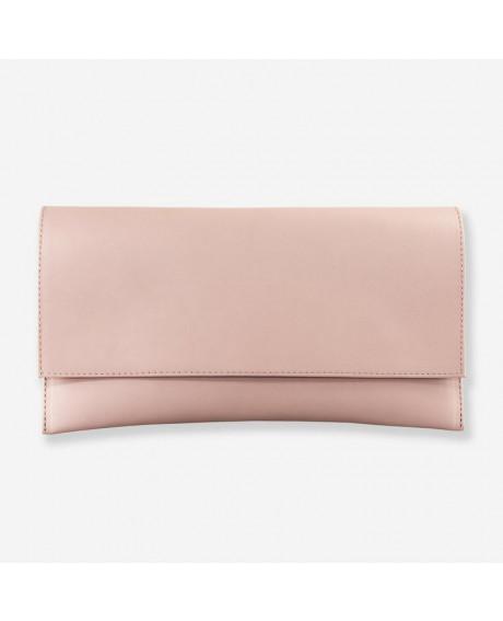 Plic din piele naturala nude/roze D14  - sau Orice Culoare
