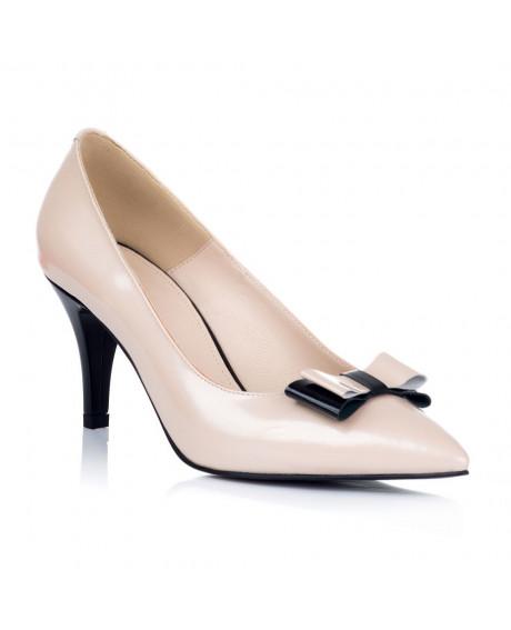 Pantofi online Stiletto Mareea nude L23
