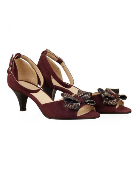 Sandale dama Crina N81 - sau Orice Culoare