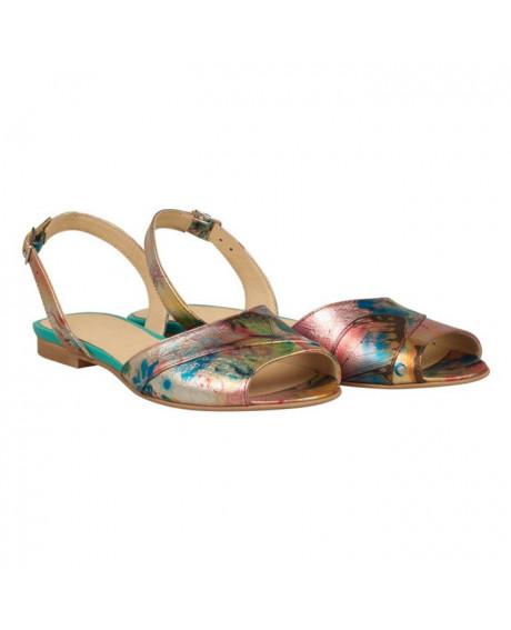 Sandale dama Pearl multicolor N17 - sau orice culoare