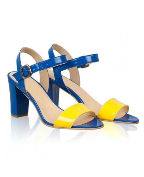 Sandale Noelle din piele naturala N10-sau Orice Culoare