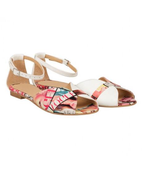 Sandale dama Candy revista N11 - sau orice culoare
