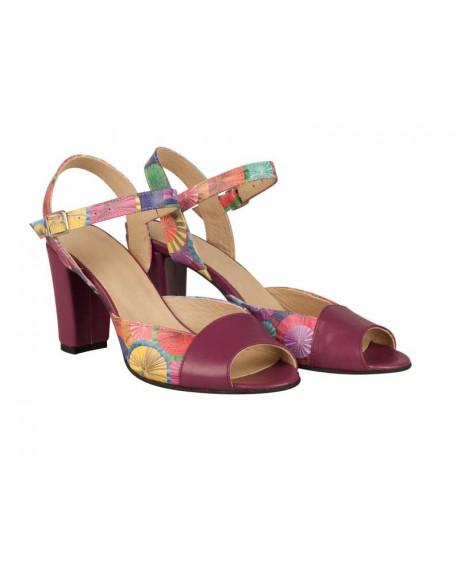 Sandale piele Passion N10 - sau orice culoare