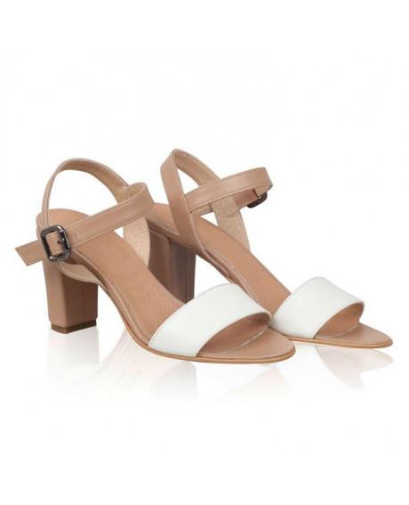 Sandale Noelle din piele naturala N22-sau Orice Culoare