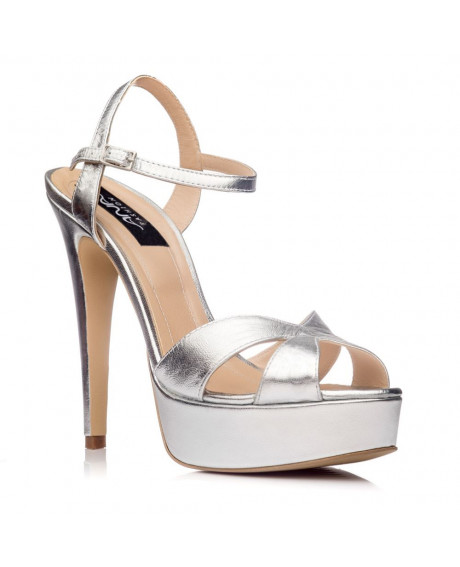 Sandale Style Argintii G1 - sau orice culoare