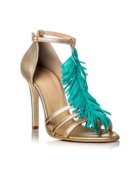 Sandale Fashion din piele naturala G30 - sau orice culoare