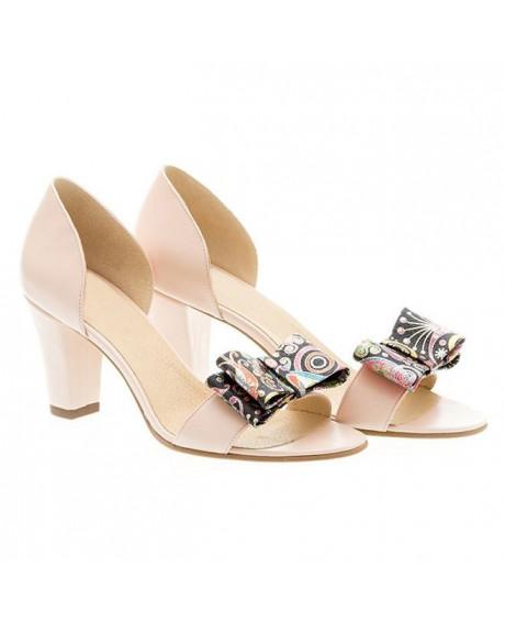 Sandale mireasa Samantha N81 - sau Orice Culoare