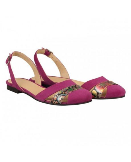 Sandale Susan din piele naturala N45 - sau orice culoare