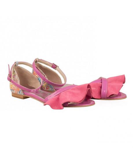 Sandale piele Alondra N44 - sau orice culoare