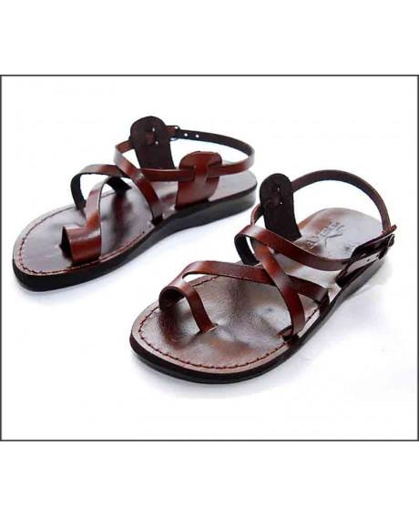 Sandale unisex model deget Maro