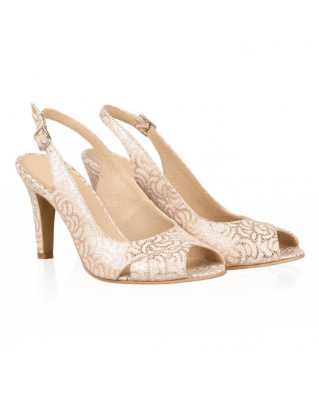 Sandale piele Ilonka N7 - sau orice culoare
