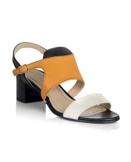 Sandale Noelia piele naturala V77 - sau orice culoare