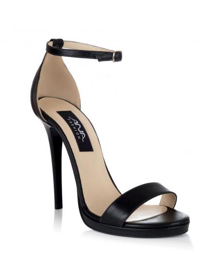 Sandale piele naturala Daydream negre S115 - sau orice culoare