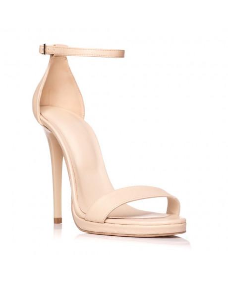 Sandale piele naturala Daydream nude S2 - sau orice culoare