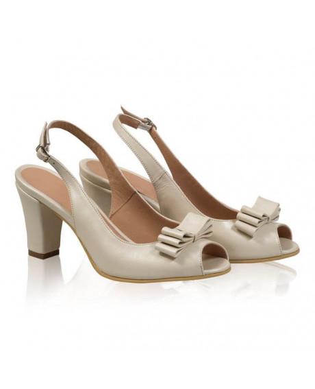 Sandale piele Olimpia N105 - sau Orice Culoare