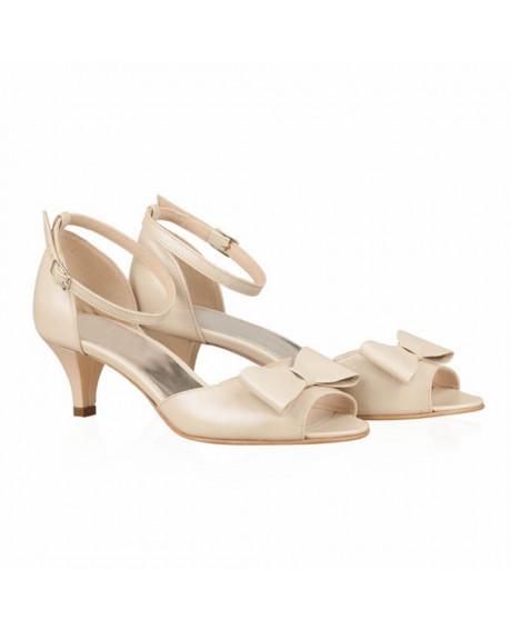Sandale piele Raisa - N88 - sau Orice Culoare