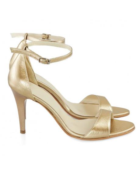 Sandale piele Roha aurii D09 - sau Orice Culoare