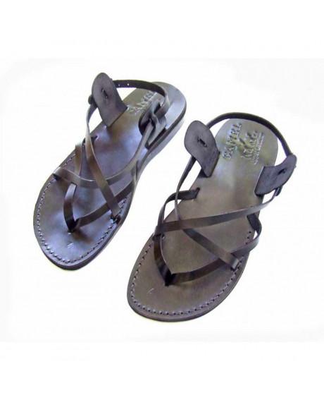 Sandale piele model VM Negru, unisex