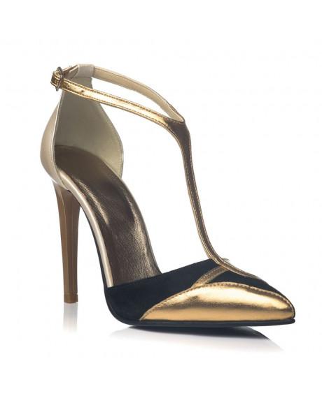 Pantofi Golden Line C 2 - sau Orice Culoare