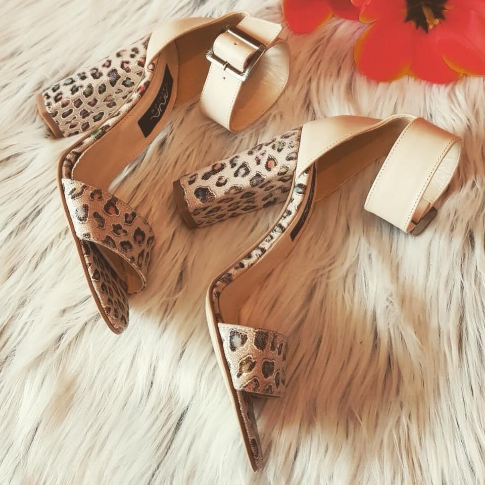 Sandalele din piele AnaFashion sunt facute pentru o vara stilata