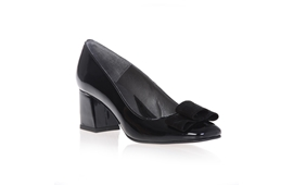 Pantofii cu toc mic - dreptul tau la comoditate si eleganta!